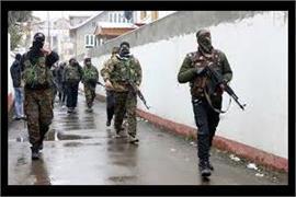 high alert in kashmir after 5 gernade attack in 36 hours