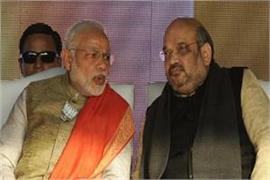 bjp starts brainstorming for lok sabha polls