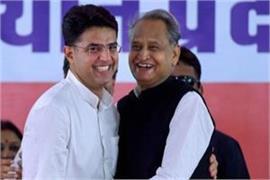 rajasthan ministers department gehlot has 9 department