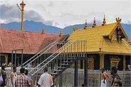 bjp march over sabarimala issue