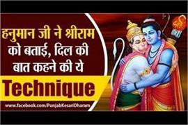 hanuman ji and shri ram