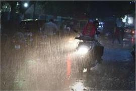 heavy rains in kerala orange alert issued in 7 districts