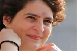 priyanka says bjp ministers work to improve economy not to run comedy circus