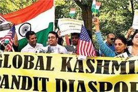 kashmiri pandits brief us lawmakers on j k situation