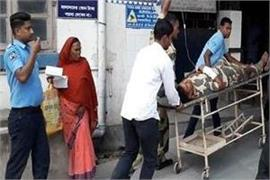 one bsf jawan martyred one injured in the firing of bangladeshi soldiers