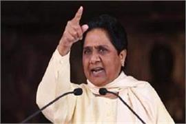 congress is hurting ambedkarite movement mayawati
