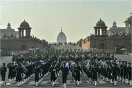 delhi rain on republic day