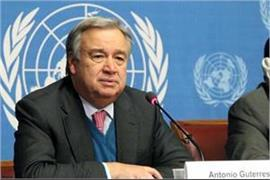india and pakistan should talk on kashmir issue said un