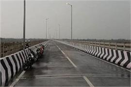 kidiya gandyal bridge inaugration on tuesday