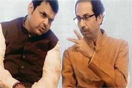 consensus on seat sharing between bjp and shiv sena