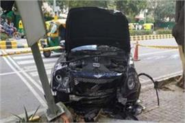 ponty chadha s nephew collided with auto bentley car foreign woman died