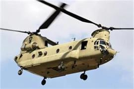 iaf will increase strength army fleet will join chinook helicopter