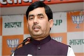 shahnawaz hussain tweeted the politics of modi shah team