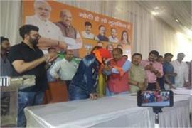 punjabi singer daler mehndi joins bjp
