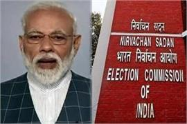 modi did not commit violation of code of conduct