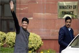 piyush goyal may be finance minister prasad hopes to get telecom ministry