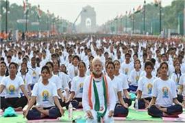 international yoga day pm modi will do yoga in ranchi