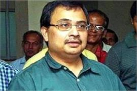 ed questioned tmc leader kunal das suspended in saradha case