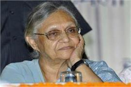 sheila dikshit will be present at the nigamdhaghat funeral