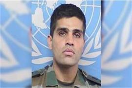 congo saves drowning partner colonel gaurav solanki life