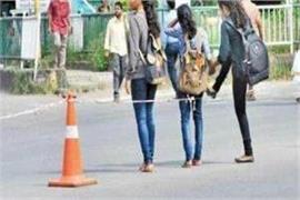 hyderabad girls college bans shorts