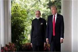 trump can some big announcement in howdy modi