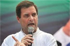 agriculture law rahul gandhi s attack on pm modi