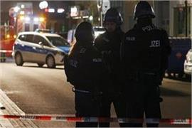germany firing in two places in hanau city 8 people dead
