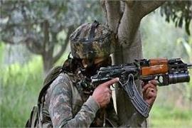 two lashkar terrorists killed in an encounter