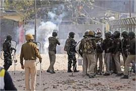 13 people dead in delhi violence fir registered on many people