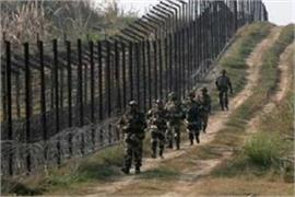 pak fired shells in kearni and town sectors army giving a befitting reply