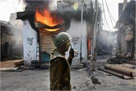 delhi will not allow another 1984 high court