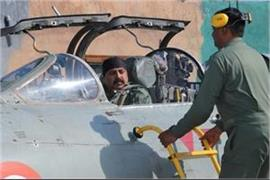 bhadoria flew with mig aircraft on the first anniversary of balakot attack