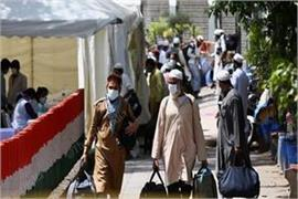 around 22000 people who came in contact with tabligi jamaat were quarantined
