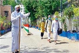 maharashtra police s big action on tabligi jamaat