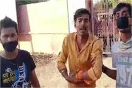 bihar corona suspects stoned in quarantine employees escaped
