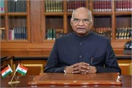 india succeeded in stopping the spread of covid 19 to a great extent kovind