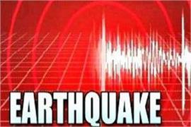 earthquake tremors felt in noida magnitude 3 2 on richter scale