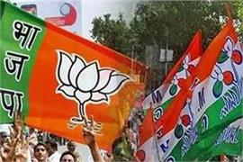 west bengal violent clash between tmc bjp workers in howrah