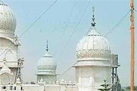 history gurdwara guru tegh bahadur ji saifabad