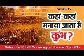 where is the kumbh mela is celebrated