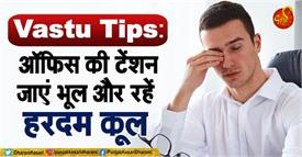vastu tips forget office tension and stay cool forever