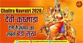 chaitra navratri 2020 maa kushmanda