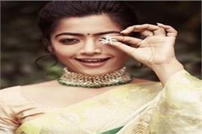 i t raid at actress rashmika mandanna s home in karnataka