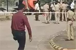 suspicious bag components ied found at mangaluru airport