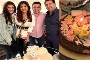 shilpa shetty and raj kundra throw lavish party to welcome newborn