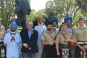 italy tributes to hundreds of indian soldiers killed in world war i and ii