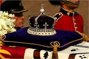 disclosure on kohinoor in rti british did not surrender gifts to the diamond