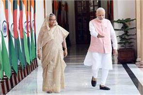 pm modi sheikh hasina will inaugurate the project today