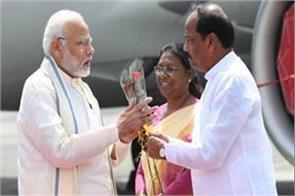 pm modi s visit to odisha jharkhand today